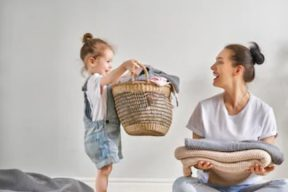 Chore Ideas for 7-Year-Olds