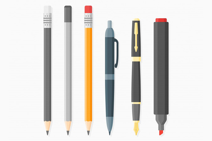 best-stocking-stuffers-teens-journaling-pencils
