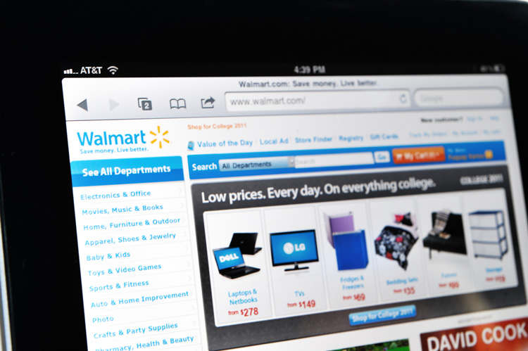 does-walmart-do-price-match-online