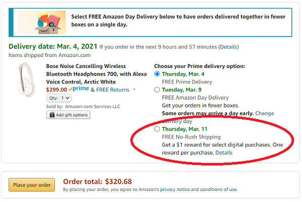 Delaying-Your-Amazon-Order-Can-Earn-You-Significant-Money-Image-1