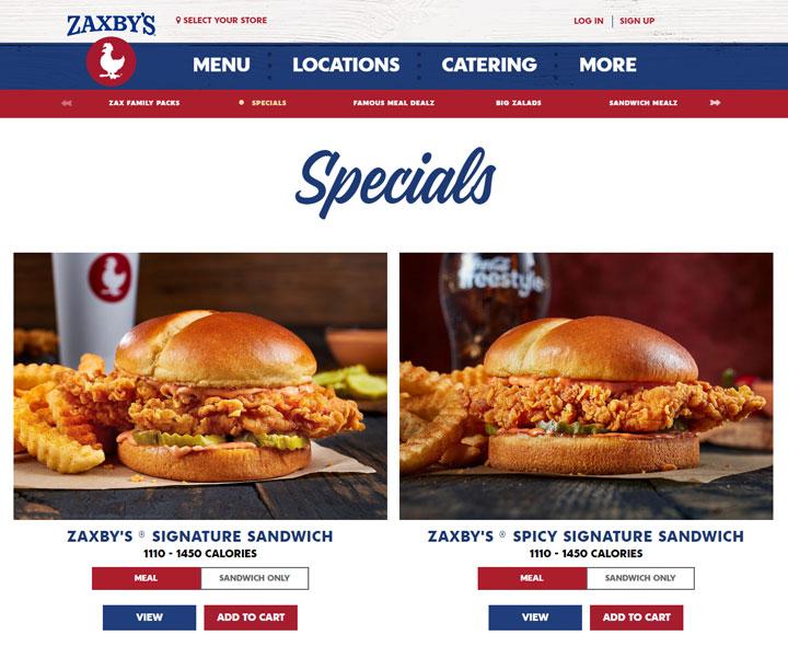 zaxbys-specials-menu